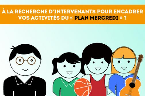 Plan mercredi : La solution Profession Sport & Loisirs